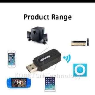 Wireless Bluetooth Music Dongle!