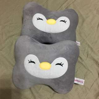 Miniso Penguin Pillow Headrest