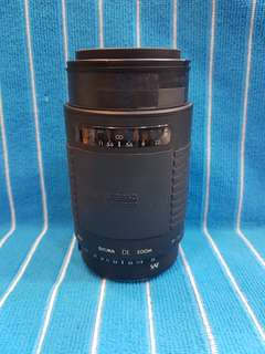 Sigma 70-300 Sony