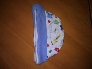 Topi bayi #makintebel