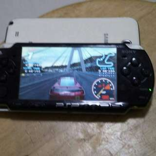 Sony psp psp-2000遊戲機