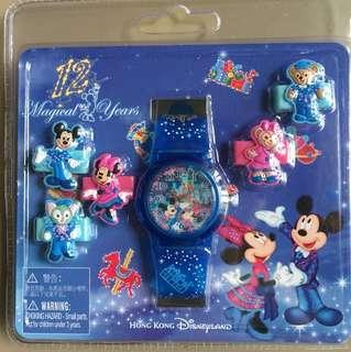 BN Watch from Disneyland Hong Kong