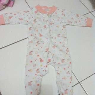 #MakinTebel Jumsuit bayi 0-4 bulan