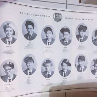 EXO海報