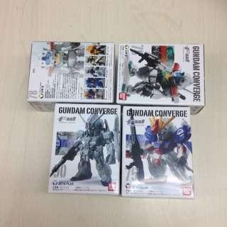 Fw Converge 78 75 90 S Gundam GMIII Z Plus