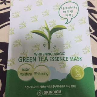 Skindigm Whitening Facial Mask