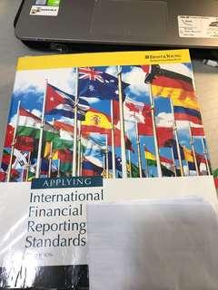 Financial accounting book curtin singapore, international financial reporting standard