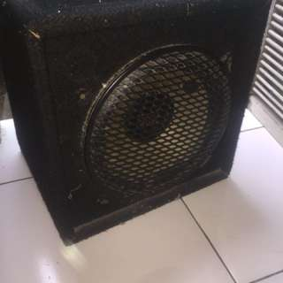 WD Sphink X subwoofer