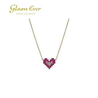 Glam ever necklace