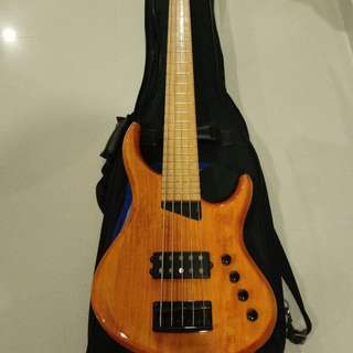 MTD Kingston Artist 5 string Bass Guitar