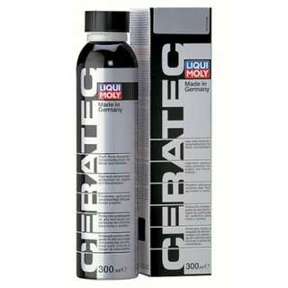LIQUI MOLY: Cera Tec engine oil additive
