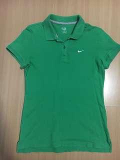 Womens Nike Polo Shirt