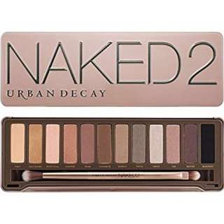 BNIB Authentic Urban Decay Naked 2