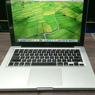 "Macbook Pro 13"" Core i7 -2,7Ghz /8Gb,500Gb/ Lyr 13""HD"