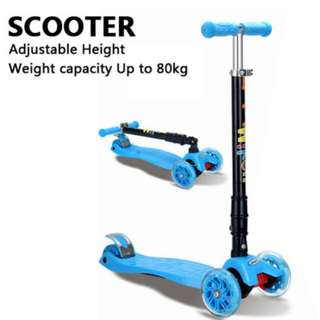 LED Light/scooter /foldable Scooter/kids scooter