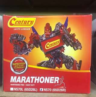 Century Marathoner MF NS70