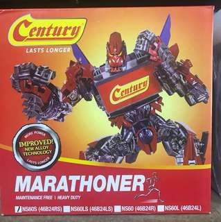 Century Marathoner MF All NS60