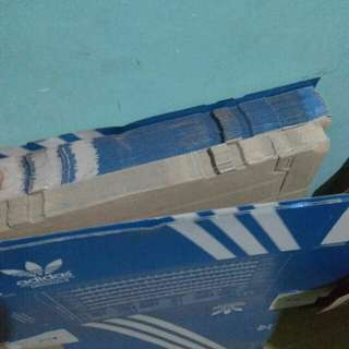 Replace box adidas