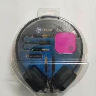 HP Headset HA3000 in-line Microphone