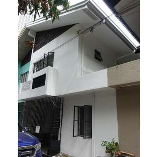 3 Bedroom w/ Garage Townhouse at Katipunan Ave. Walking distance from Ateneo