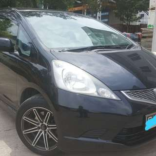 Honda fit G spec RS 1.5MANUAL