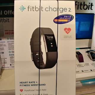 Fitbit charge 2 size s