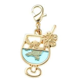 日本 Disney Store 直送 Petit Jewelry 系列 Stitch 史迪仔飾物扣 / 掛飾