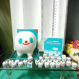 日本 牙齒桌遊