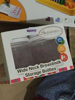 Autumnz Wide Neck Storage Bottles