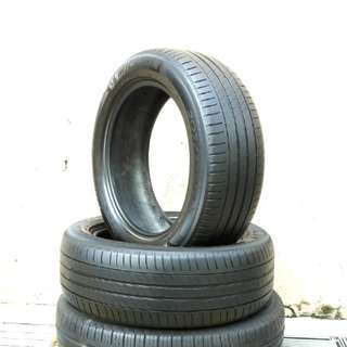 Used 205/55 R17 Michelin (2pcs) 🙋‍♂️