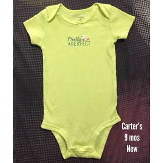 Carter's Onesie