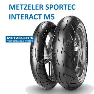 Metzeler M5