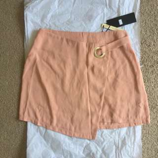 Verge Girl Pink Skirt w/ Tags Never Worn size 12