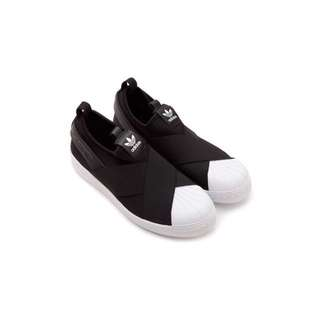 LF addidas superstar slip on