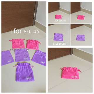 Set Of 3 Sanitary Pouch