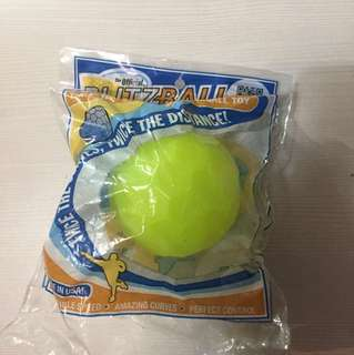 Neon green blitz ball 80 steal