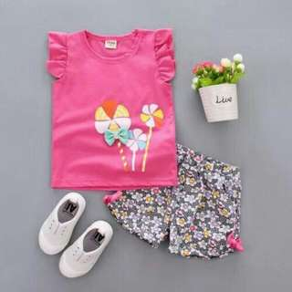 Windmill Summer Girls Clothing