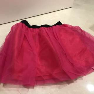 Hot Pink Tutu Skirt (suitable for Bachelorette Party props)