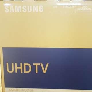 43mu6100 smart 4k UHD tv