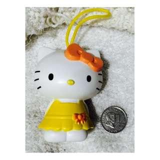 Yellow Hello Kitty