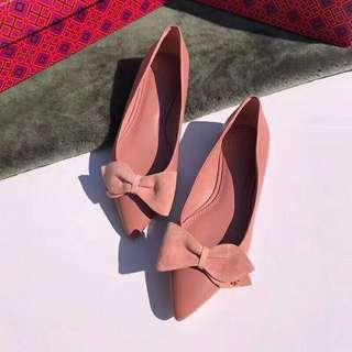 Tory Burch Flats / Tory Burch Shoes / Tory Burch ribbon shoes