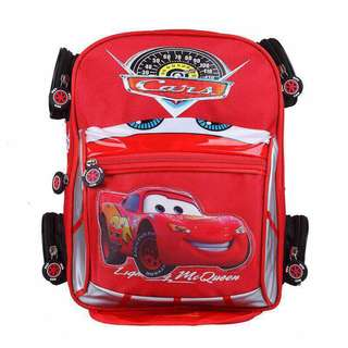Cars Kids Backpack bag