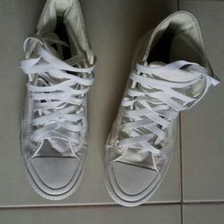 Preloved Converse 2 All Star White High