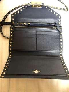 Valentino斜咩袋 folder款