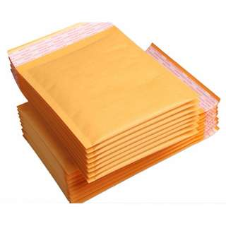 Bubble Wrap Envelope Packaging Material (10 pcs)