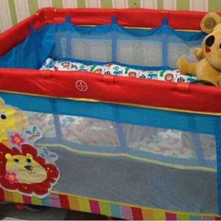 Giant Carrier Playpen Crib