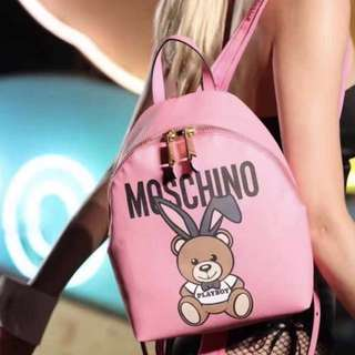 Moschino ✨playboy backpack (small size)