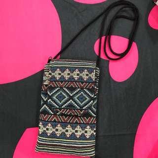 Tribal Sling Mini Bag