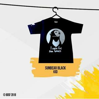 Sunbear Black Kid