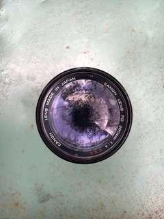 Canon FD 200mm f.4